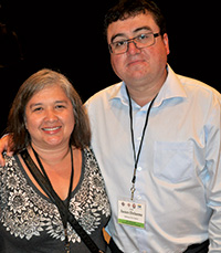 Chief-Delorme-with-Sherry-Mcintyre,-a-councillor-from-Skuppah-Indian-Band
