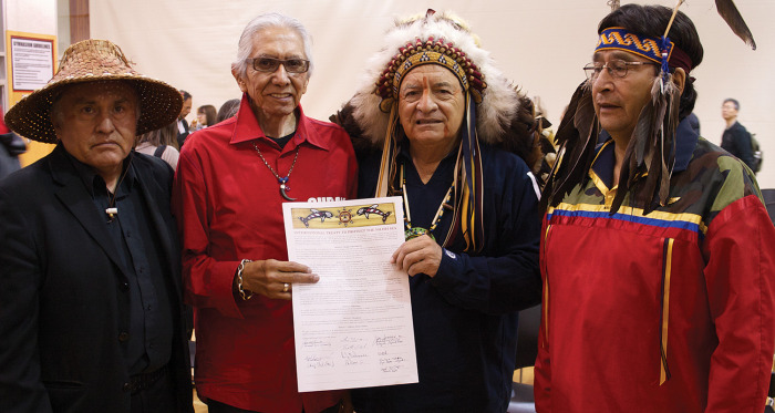 Cross-border treaty challenges pipeline