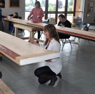 Teaching with cedar