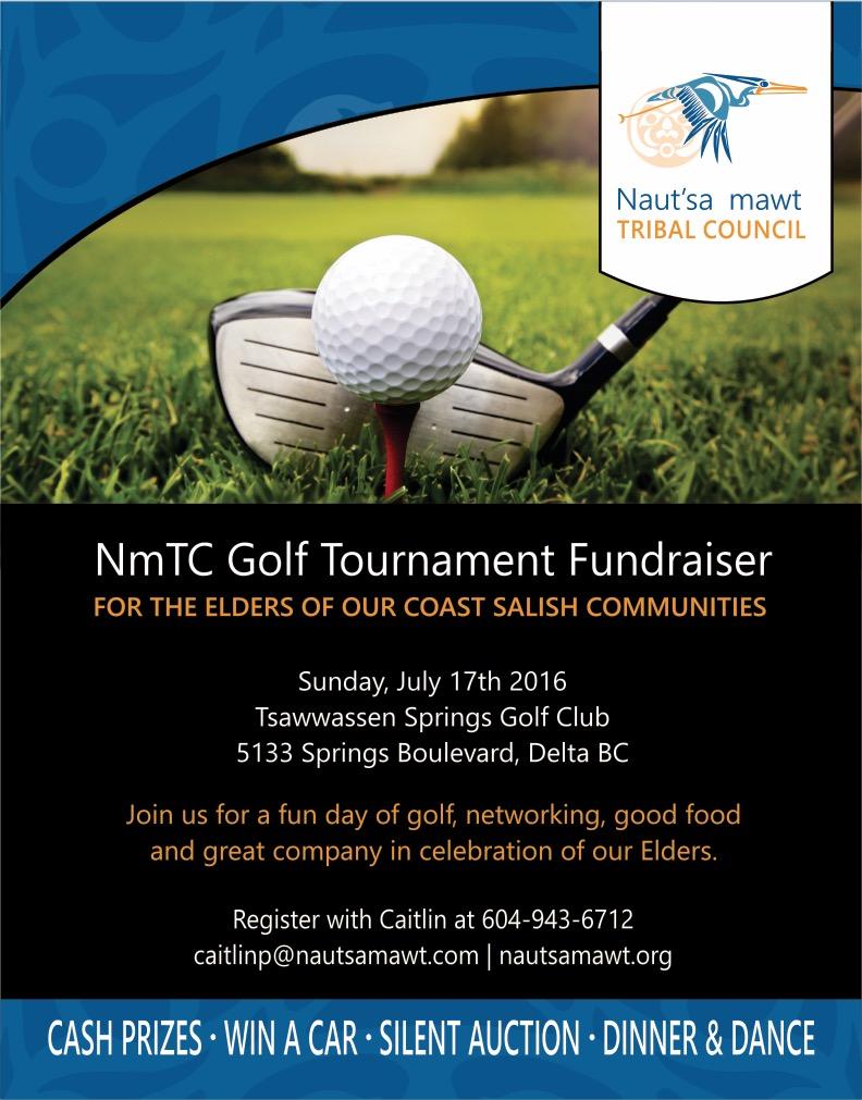 NmTC Golf Poster