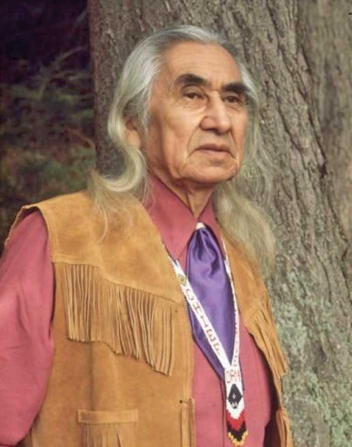 Chief Dan George exhibit in new North Vancouver museum?