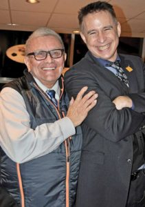 Robert Joseph and Paul Lacerte.