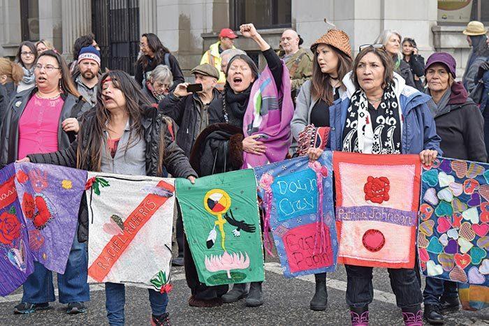 Women's  Memorial March