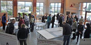 community plan display