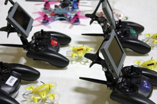 drones and controllers