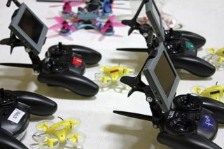 Klahoose gets high-tech with drones