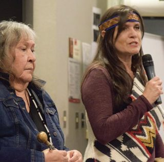 Standing Rock leader to B.C.: 'now is the time to change the world'