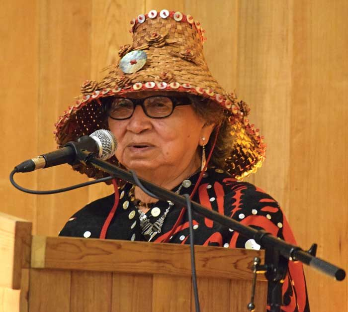 Tsleil-Waututh elder receives award for visionary work