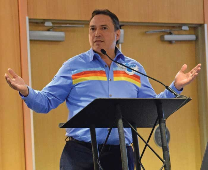 Work begins on Canada's Indigenous Languages Act