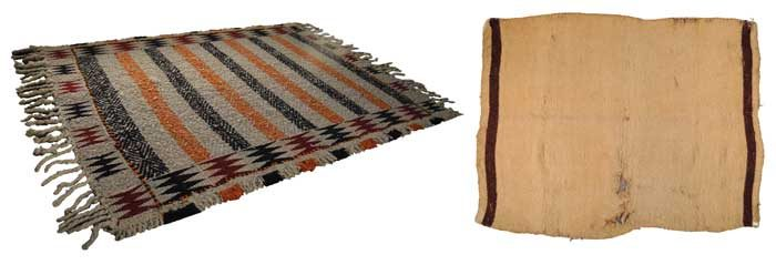 A tale of two Coast Salish blankets