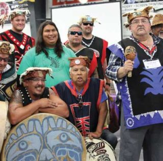 Thousands attend B.C. Elders Gathering