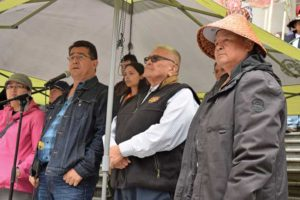 Chiefs stand against Kinder Morgan