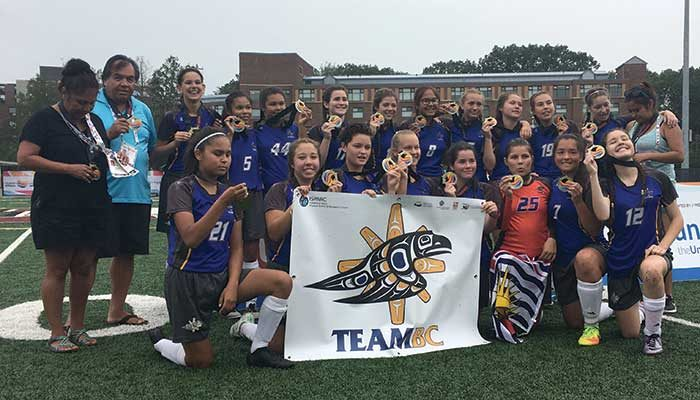 NmTC helps Team B.C. bring home soccer gold
