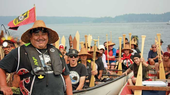 2017 Tribal Canoe Journeys