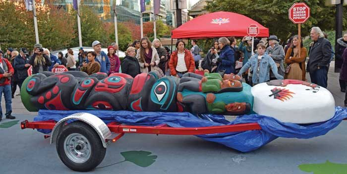 Court hears First Nations' pipeline challenge