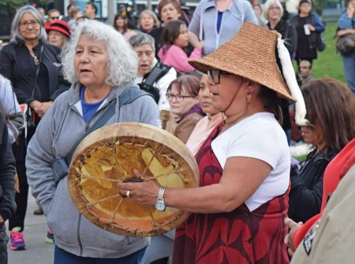 Sisters in Spirit: MMIWG remembered during annual vigil