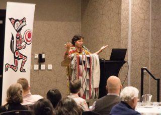 Renewable energy advocates speak at Tsleil-Waututh's 'Yes Agenda Summit'