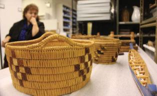 Homalco Baskets