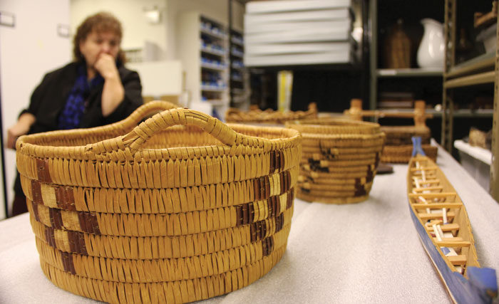 Homalco basketry resonates through generations