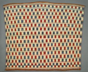 Skowkale Salish Blanket