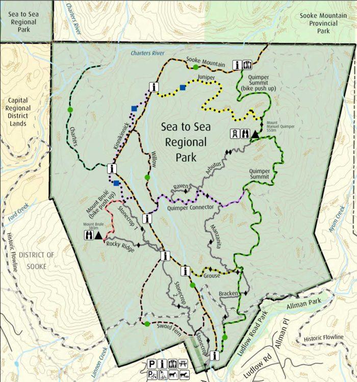 T'Sou-ke regains access to important parklands