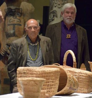 Master weaver releases book on ancient Salish Sea basketry