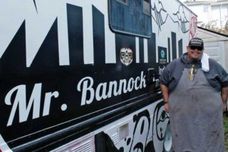 Mr. Bannock: Chef Paul Natrall launches Vancouver's first Indigenous food truck