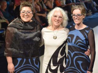 Ay Lelum brings Coast Salish culture to Vancouver Fashion Week