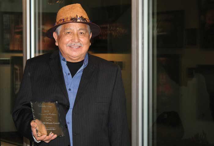 Snuneymuxw artist honoured for saving traditional style