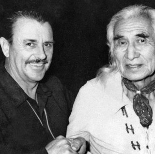 Moment in history: When Chief Dan George visited T'Sou-ke
