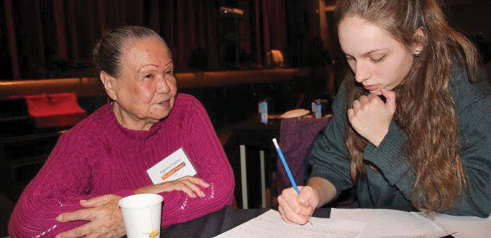 The Elder Project: Agnes Padilla