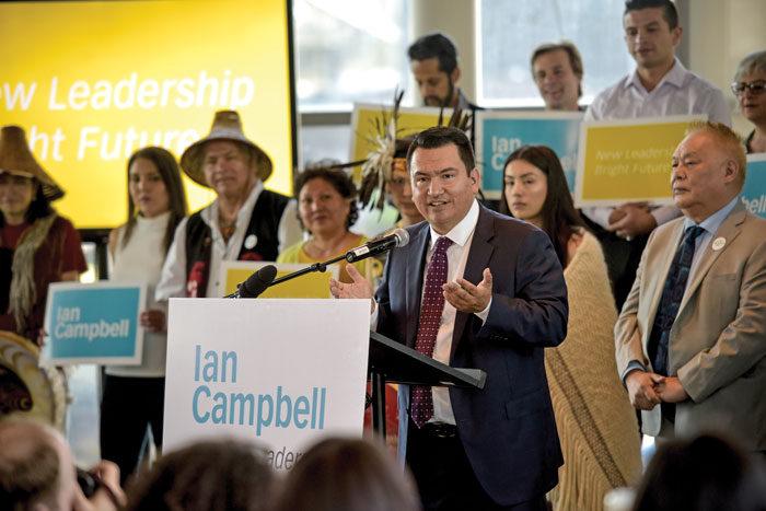 Coast Salish leaders seek Vancouver mayor, council spots