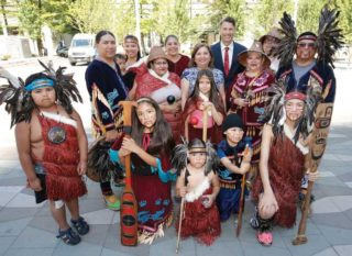 Coast Salish names given to two Vancouver plazas
