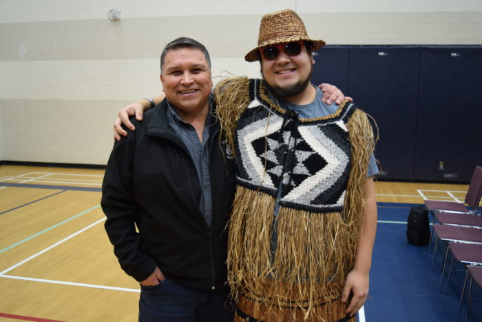 'Sing your songs loud and proud': Kespahl aims to enrich Tla'amin culture for youth