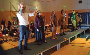 Tsleil-Waututh Nation fashion show