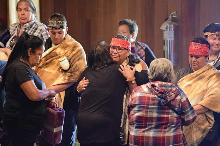 Healing together: Spirits of lost children, survivors called home