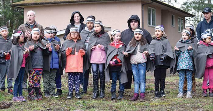 Snuneymuxw leases former public school for programs