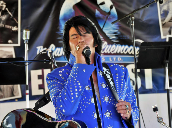 Ron Peacey: Homalco Elvis