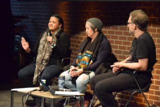 Redress in the arts: Supporting Coast Salish creators