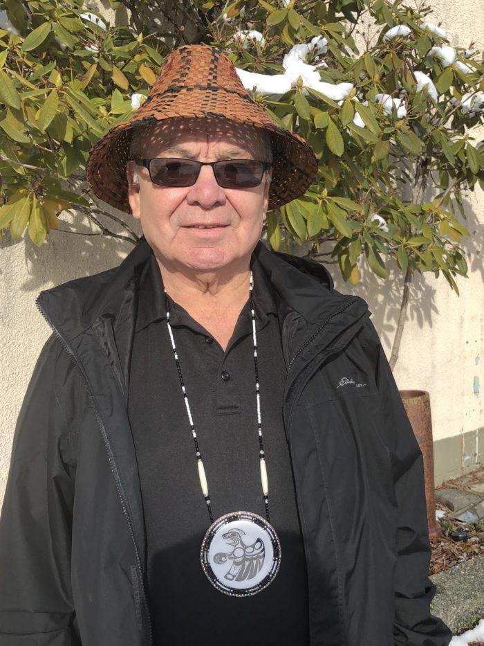 Elder profile: Stz'uminus's George Harris (Wholwolet'za)