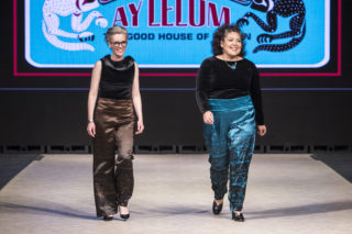Snuneymuxw grizzly story inspires latest Ay Lelum collection