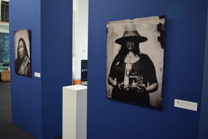Musqueam activist honoured in Vancouver art exhibit