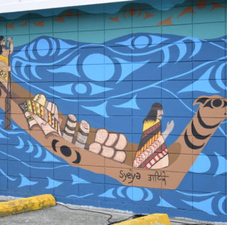 Taike-Sye'yə: Mural depicts Musqueam's aid to Komagata Maru passengers amidst historic tragedy