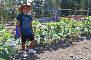 Malahat grows community garden