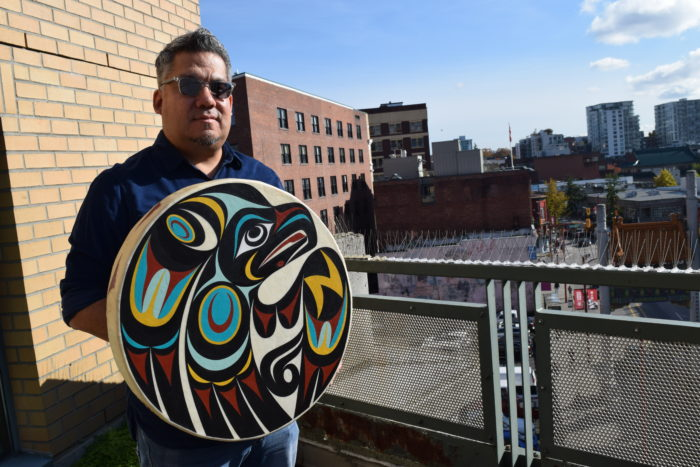 Penelakut artist honoured with Fulmer Award