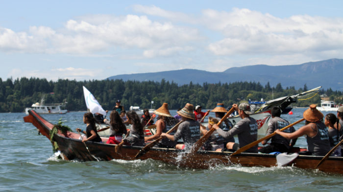 Snuneymuxw to host Tribal Canoe Journeys in 2020
